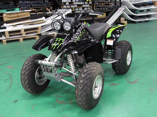 中古バギー YAMAHA WARRIOR_1