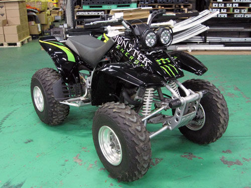 中古バギー YAMAHA WARRIOR_2