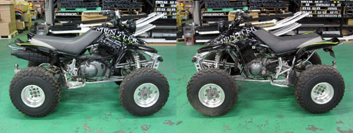 中古バギー YAMAHA WARRIOR_3