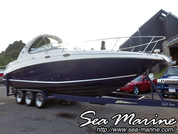 中古ボート SEA RAY 280 SUNDANCER_2