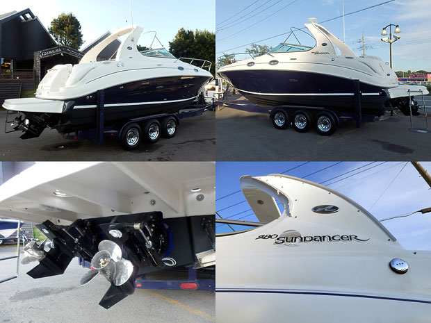 中古ボート SEA RAY 280 SUNDANCER_5