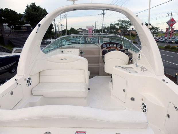 中古ボート SEA RAY 280 SUNDANCER_6