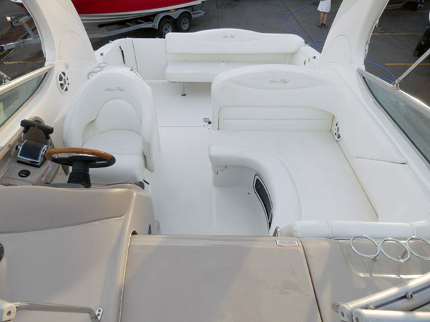 中古ボート SEA RAY 280 SUNDANCER_7