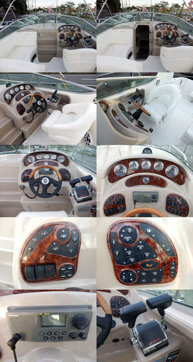 中古ボート SEA RAY 280 SUNDANCER_8